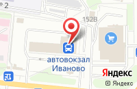 Схема проезда до компании ЭлПлат в Иваново