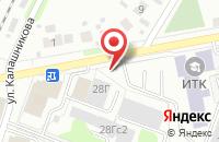 Схема проезда до компании Магия нежности в Иваново