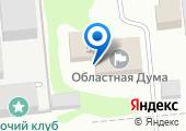 Комитет по бюджету Ивановской области на карте