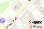 Схема проезда до компании Движение в Иваново