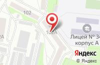 Схема проезда до компании Лекра в Костроме