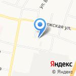 Ветеринарная выездная служба на карте Иваново