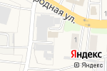 Схема проезда до компании Березка в Коляново