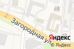Схема проезда до компании Магазин автозапчастей в Коляново