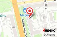 Схема проезда до компании Художественный салон в Иваново