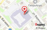 Схема проезда до компании Авто-Стандарт в Иваново