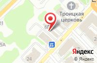 Схема проезда до компании VIP в Иваново