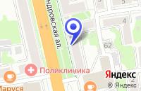 Схема проезда до компании АПТЕКА ФАРМАСЕРВИС в Иваново