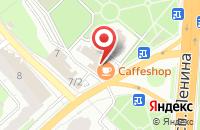 Схема проезда до компании Гримерка в Иваново
