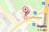 Схема проезда до компании ARTISTRY в Иваново