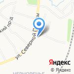 Автолига на карте Костромы