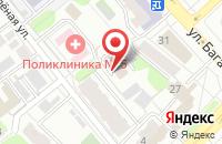 Схема проезда до компании Министерство праздников в Иваново