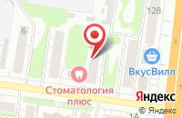 Схема проезда до компании Салон красоты на ул. Воронина в Иваново