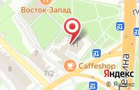 Схема проезда до компании Вернисаж в Иваново