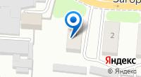 Компания Сантэк на карте