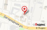 Схема проезда до компании Pro100 крепеж в Иваново
