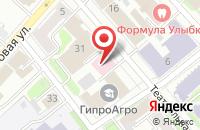 Схема проезда до компании Детская поликлиника №6 в Иваново