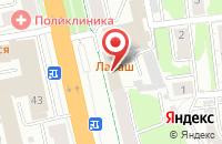 Схема проезда до компании Ротекс-М в Иваново