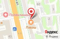 Схема проезда до компании Посадский в Иваново