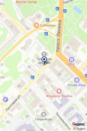 МАГАЗИН ФЕЙЕРВЕРК-МАСТЕР-ИВАНОВО на карте Иваново