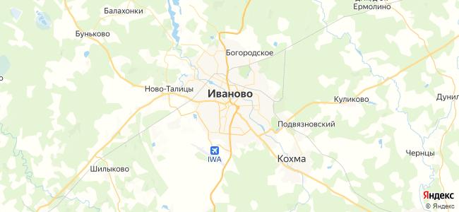 3 автобус в Иваново