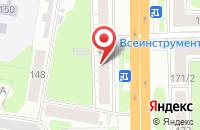 Схема проезда до компании ВитаМин в Иваново