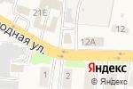 Схема проезда до компании Планета цветов в Коляново