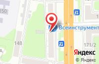 Схема проезда до компании Сеть фотосалонов в Иваново