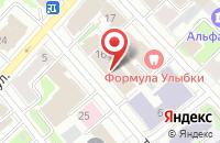 Схема проезда до компании Кафе на Театральной в Иваново