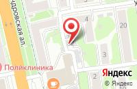 Схема проезда до компании Советское в Иваново