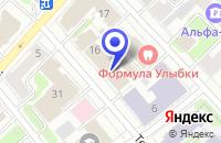 Схема проезда до компании ИВАНОВСКАЯ ПРИРОДООХРАННАЯ ПРОКУРАТУРА в Иваново