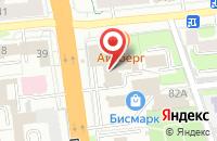 Схема проезда до компании CARAMEL в Иваново