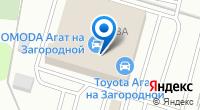 Компания Тойота Центр Иваново на карте