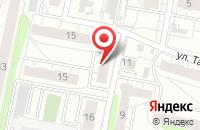 Схема проезда до компании Дезцентр в Иваново