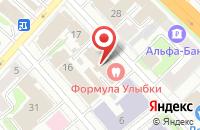 Схема проезда до компании Доступная Стоматология в Иваново
