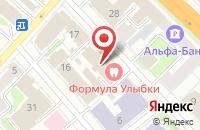 Схема проезда до компании Иваново-Вознесенск в Иваново