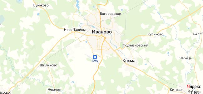 37 маршрутка в Иваново