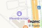 Схема проезда до компании СНК нефть в Коляново