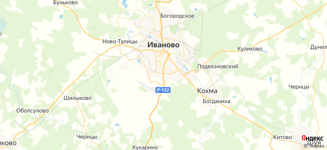 25 автобус в Иваново