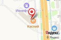 Схема проезда до компании Сандез-эко в Иваново