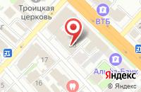Схема проезда до компании Ростелеком в Иваново