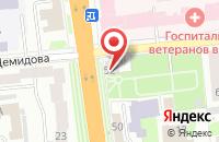 Схема проезда до компании Ивановская Топливная Компания в Иваново