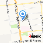 МКА-декор на карте Иваново