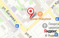 Схема проезда до компании it online в Иваново