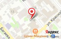Схема проезда до компании Евротранс в Иваново