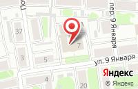 Схема проезда до компании Принт-Мастер в Иваново