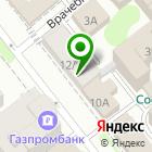 Местоположение компании ДроздовДизайн
