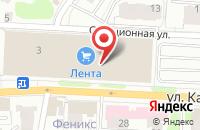 Схема проезда до компании Цифроград в Иваново