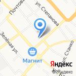Виола на карте Иваново