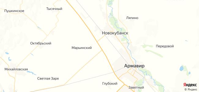 24 маршрутка в Новокубанске